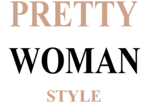 Pretty Woman Style Logotipo cuadrado