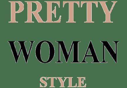 Pretty Woman Style Logotipo cuadrado