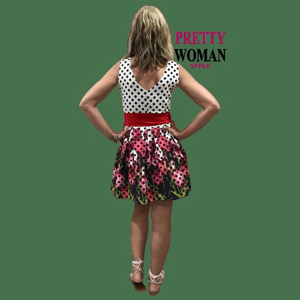 vestido-coctel-falda-campana