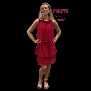 vestido-de-volantes-color-vino
