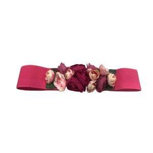 cinturón-de-flores-color-fucsia