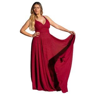 Vestido de fiesta damas de honor