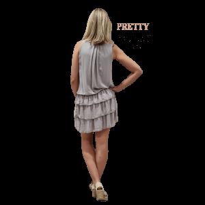 vestido-corto-de-volantes