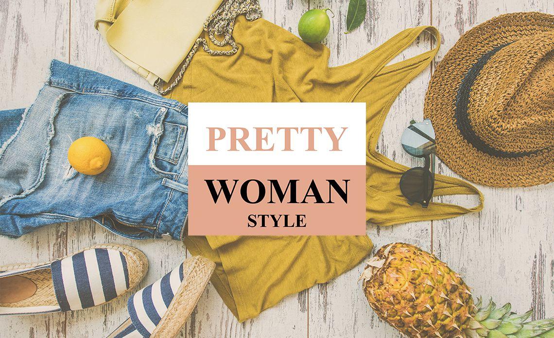 Temporada de verano moda femenina en Pretty Woman Style