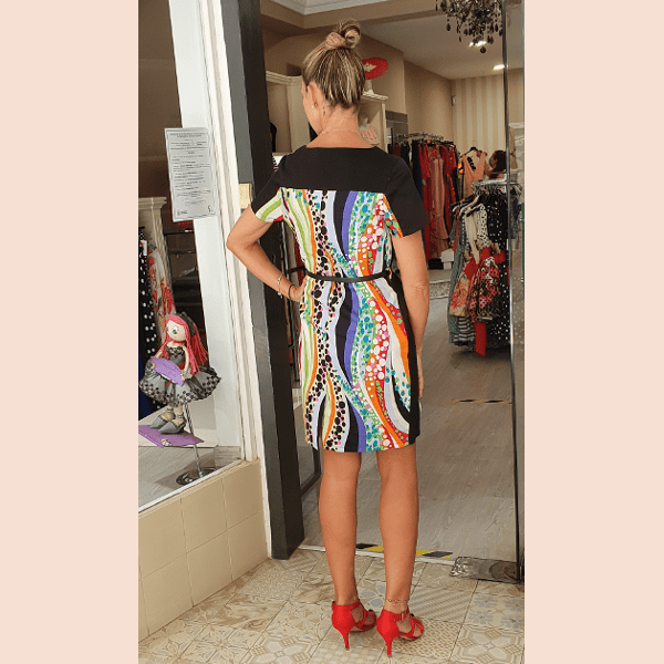 vestido-corto-estampado-casual