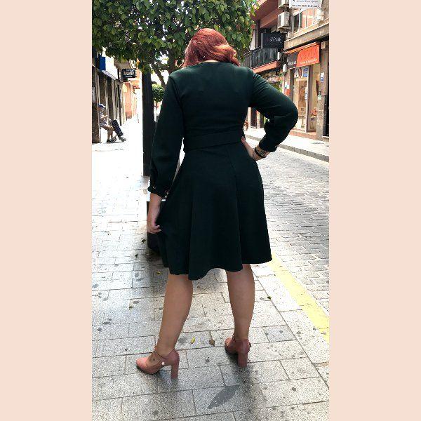 vestido-verde-manga-larga