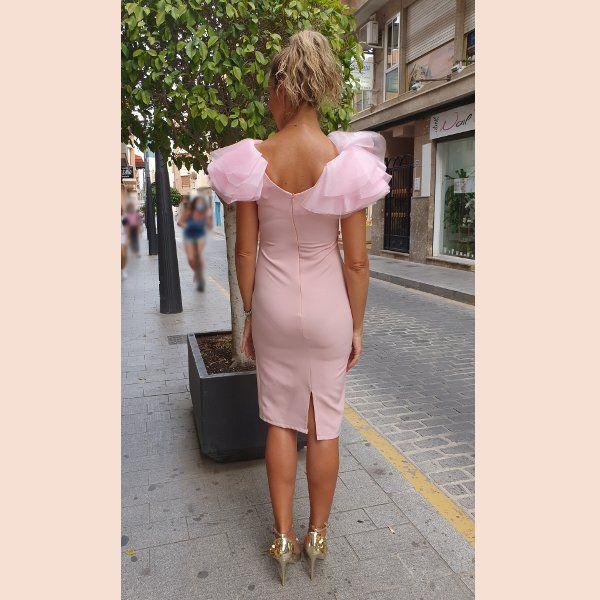 vestido-de-coctel-pompon-trasera