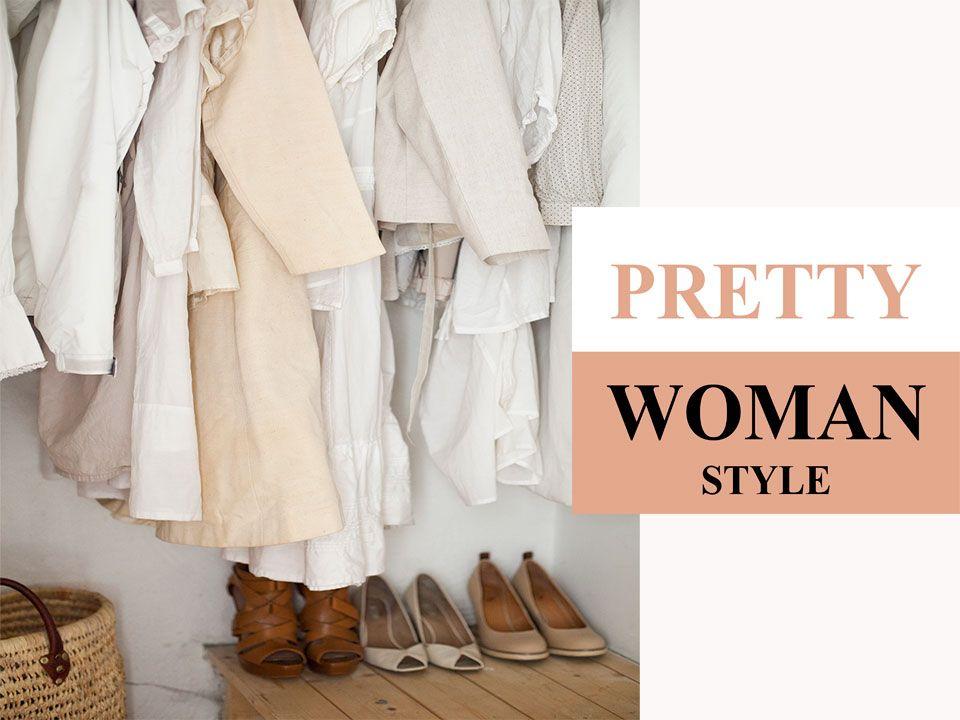 Comsejos Pretty para ropa blanca