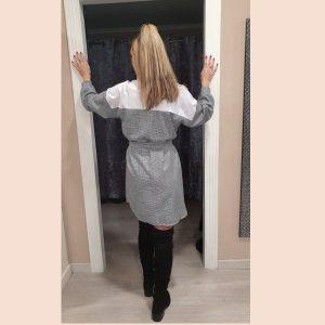 vestido-camisero-de-cuadros-trasera