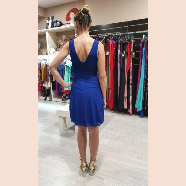 vestido-de-cóctel-azul-de-tirante-ancho-trasera