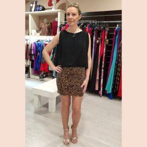 vestido-de-coctel-con-falda-de-leopardo