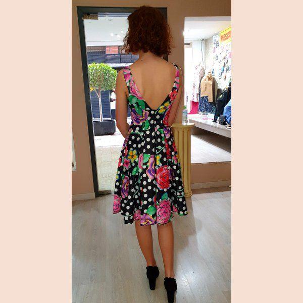 vestido-de-coctel-lady-de-flores-y-lunares-trasera