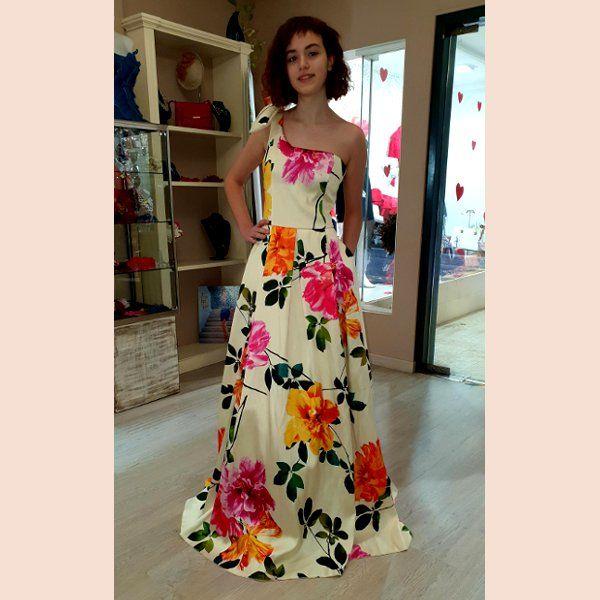 vestido-de-fiesta-largo-asimetrico-estampado-floral