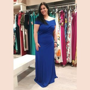 vestido-largo-de-fiesta-azul-con-pecho-cruzado