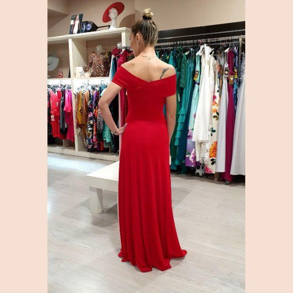 vestido-largo-de-fiesta-rojo-con-pecho-cruzado-trasera
